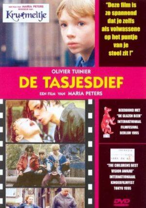 Tasjesdief Nederlandse DVD schooljongen Alex EAN 8712806029124