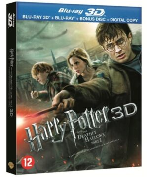 Harry Potter And The Deathly Hallows: Part 2 (3D & 2D Blu-ray)