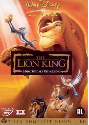 The Lion King De Leeuwenkoning - 2DVD Speciale Uitvoering EAN 8711875960345