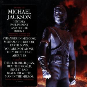 Michael Jackson History: Past, Present and Future: Book 1 EAN 5099747470929