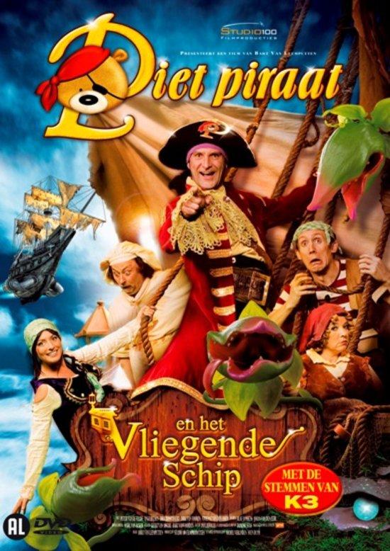 Piet Piraat - Het Vliegende Schip EAN: 5414233131588