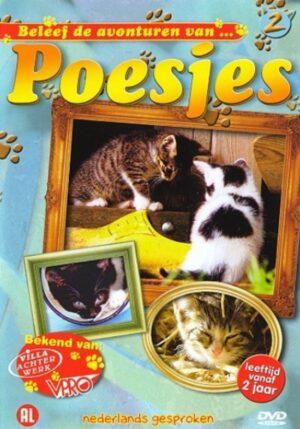 Poesjes 2 Nederlands Dvd 1 disk 50:00 minuten Regio 2 EAN: 8713747062089