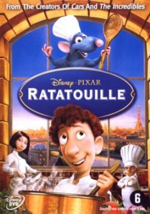 Ratatouille - EAN: 8717418140908