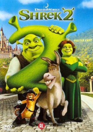 Shrek 2 (1DVD)