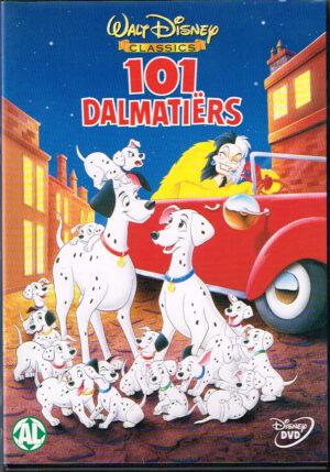Walt Disney Classics 101 Dalmatiërs EAN 7321931346917