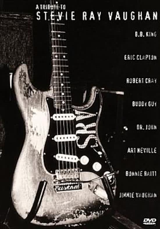 A Tribute to Stevie Ray Vaughan EAN 0074645014494