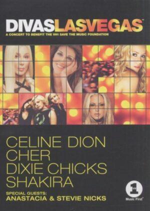 Celine Dion - Cher - Dixie Chicks - Shakira - Divas Las Vegas 2002 EAN 5099750878194