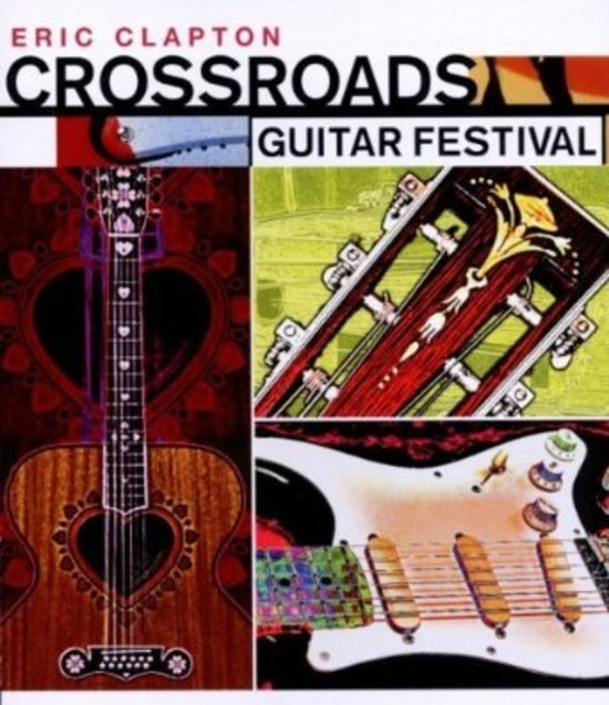 Eric Clapton - Crossroads (2DVD) EAN 0603497037827