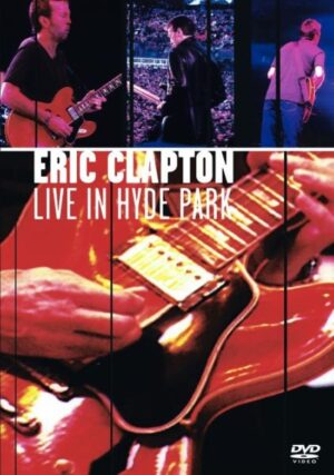 Eric Clapton - Live In Hyde Park EAN 0075993848526