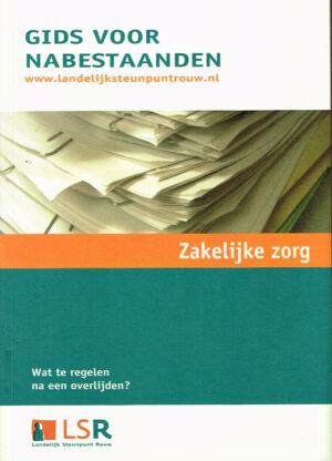 Gids voor nabestaanden ISBN13 9789073431065