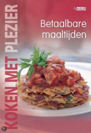 Koken met plezier / Betaalbare maaltijden ISBN13 9789036617796