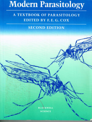 Modern Parasitology A Textbook of Parasitology ISBN13 9780632025855