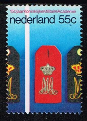 Nederland 1978 150 jaar Koninklijke Militaire Academie NVPH 1165