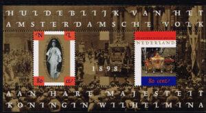 Nederland-1998-Wilhelmina-Gouden-Koets-blok-NVPH-1778.jpg