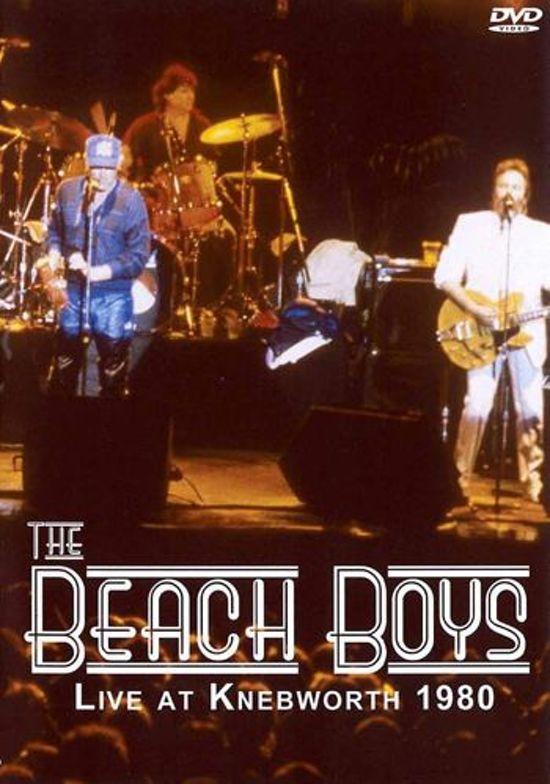 The Beach Boys Live At Knebworth 1980 EAN 4013659002437