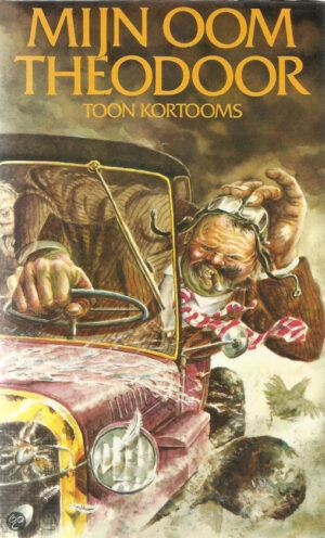 Toon Kortooms Mijn oom Theodoor ISBN13 9789025710446