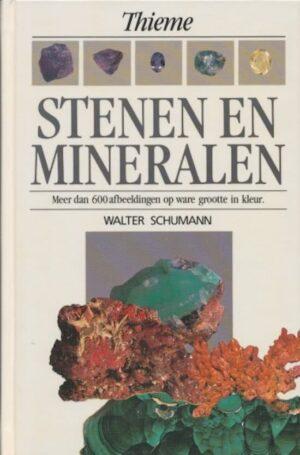 Walter Schumann Stenen en Mineralen ISBN13 9789052100104