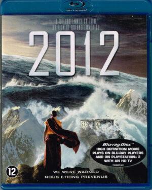 2012 - A Roland Emmerich Film (Blu-ray) EAN 8712609661453