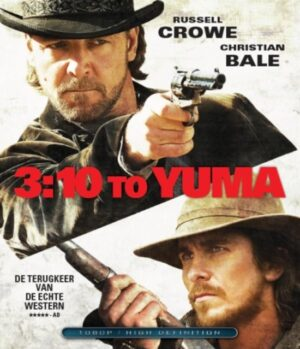 3:10 To Yuma - Russell Crowe, Christian Bale (Blu-Ray) EAN 8715664058565
