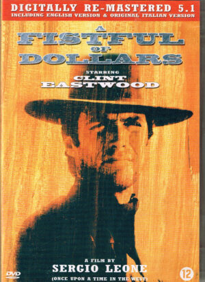A Fistful Of Dollars - Clint Eastwood EAN 8716777041703