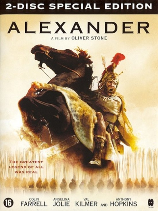 Alexander 2 disc special edition - Colin Farrell, Angelina Jolie, Val Kilmer, Anthony Hopkins EAN 8716777052884