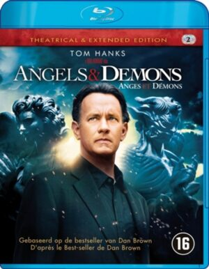 Angels & Demons - Tom Hanks (Blu-Ray) EAN 8712609659634