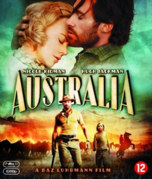 Australia - Nicole Kidman, Hugh Jackman (Blu-Ray) EAN 8712626041818
