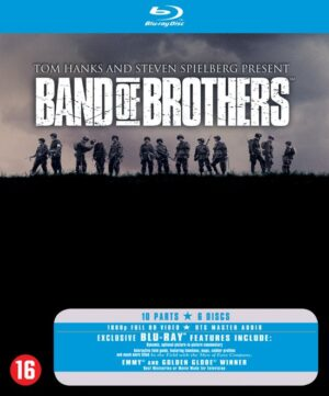 Band Of Brothers Tom Hanks en Steven Spielberg (Blu-ray) EAN 5051888073025