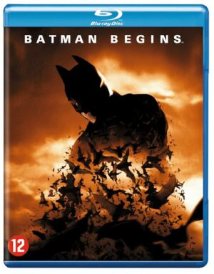 Batman Begins (Blu-ray) EAN 5051888153451