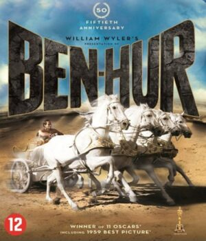 Ben-Hur 50th Anniversary Edition (Blu-ray) EAN 5051888085110