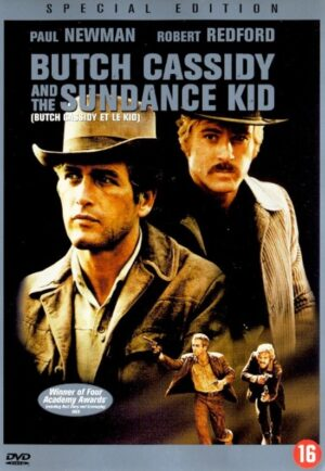 Butch Cassidy And The Sundance Kid - Robert Redford, Paul Newman EAN 8712626009788