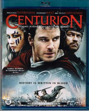 Centurion - Michael Fassbender, Dominic West, Olga Kurylenko (Blu-Ray)