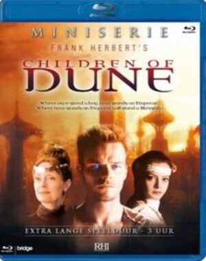 Children Of Dune - Miniserie (Blu-ray) EAN 8711983441262