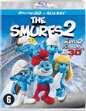 De Smurfen 2 (3D Blu-ray) EAN 8712609601381