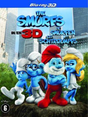 De Smurfen (3D Blu-ray) EAN 8712609656893