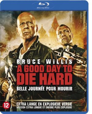 Die Hard 5 A Good Day To Die Hard - Bruce Willis, Jai Courtney (Blu-ray). EAN 8712626063162
