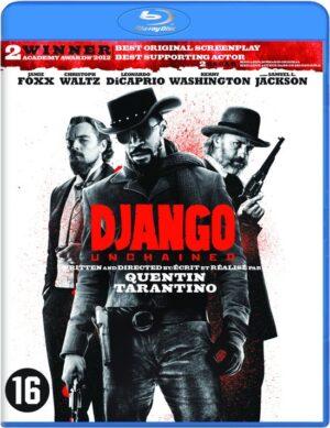 Django Unchained - Leonardo DiCaprio, Kerry Washinton (Blu-ray) EAN 8712609652970