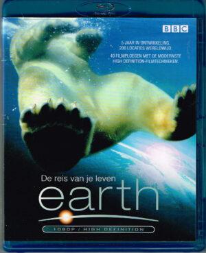 Earth De reis van je leven (Blu-ray) EAN 8715664069363