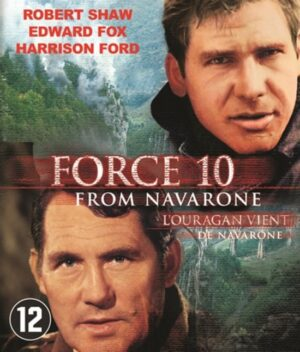 FORCE 10 FROM NAVARONE Robert Shaw, Edward Fox, Harrison Ford EAN 8712609650624