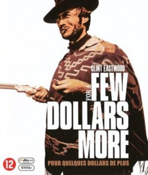 For A Few Dollars More - Clint Eastwood (Blu-ray) EAN 8712626044550