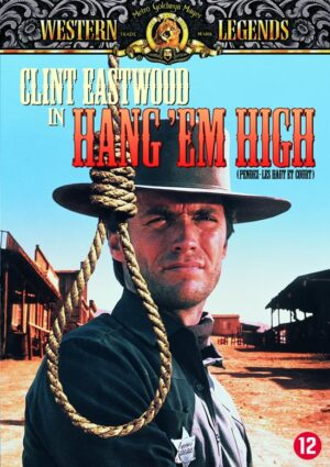 Hang 'Em High - Clint Eastwood EAN 8712626024804
