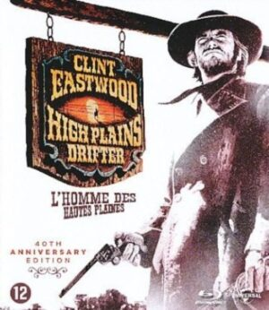 High Plains Drifter - Clint Eastwood 1973 (Blu-ray) EAN 5050582923421