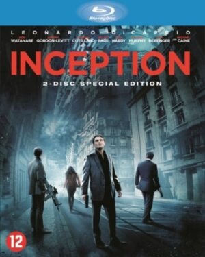 Inception - Leonardo DiCaprio (2 Blu-Ray) EAN 5051888067949