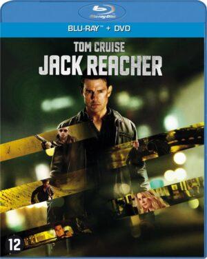Jack Reacher - Tom Cruise (Blu-ray) Oorspronkelijke productie EAN 5050582923353