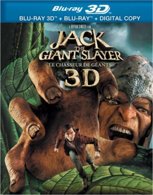 Jack The Giant Slayer - Nicolas Hoult (3D & 2D Blu-ray) EAN 5051888091883