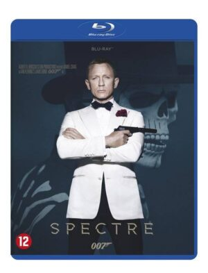 James Bond - Spectre Daniel Graig (Blu-ray) EAN 8712626081210