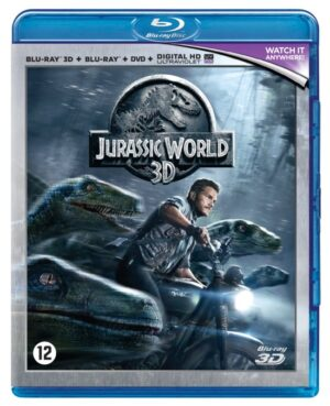 Jurassic World (3D + 2D Blu-ray + DVD) EAN 5053083037130