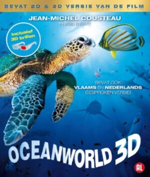 Oceanworld (2D+3D Blu-ray) EAN 8713053800115