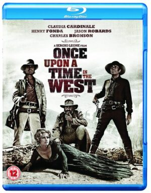 Once Upon A Time In The West - Claudia Cardinale, Henry Fonda, Charles Bronson (Blu-ray) EAN 8714865332177
