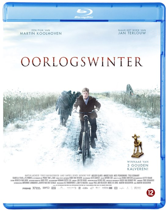 Oorlogswinter naar het boek van Jan Terlouw (Blu-Ray) EAN 8713053800016